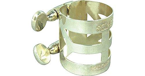 Selmer Paris Ligatures and Caps for Metal Saxophone Mouthpieces Soprano Ligature by Selmer Paris (Image #1)