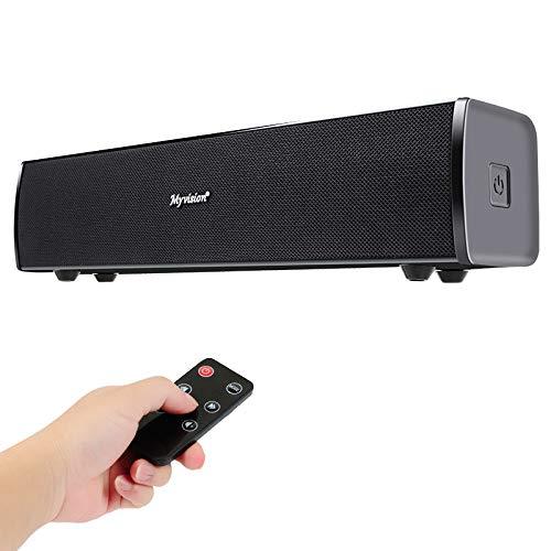 Z&cl Big Power 30 w Cine en casa Altavoz de Alta fidelidad Bluetooth bajo Pesado Control Remoto inalámbrico de Escritorio...