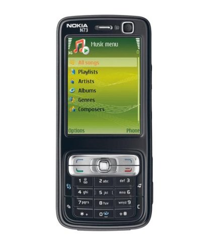 Imported Nokia N73 Mobile Phone 3 2 MP Camera, Bluetooth,FM