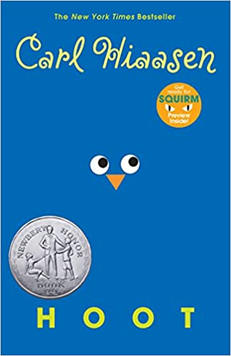 Image result for hoot carl hiaasen