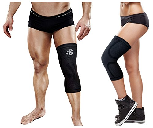 Strength Sleeves PREMIUM Compression Knee Support Sleeve - 1
