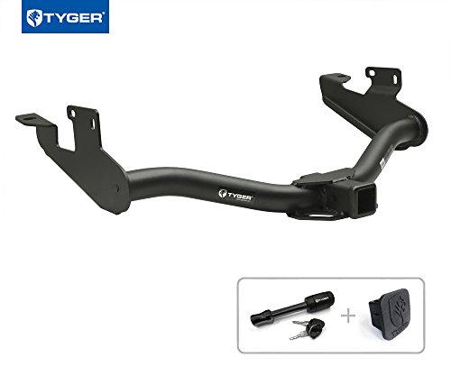 Hybrid Ford Escape Limited (Tyger Auto TG-HC3F0328 Class 3 Trailer Hitch Combo with 2