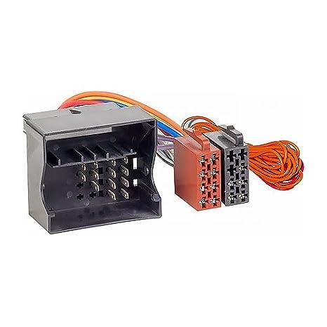 Auto & Motorrad Radioadapter passend für ISO-ISO Patchkabel-Adapter