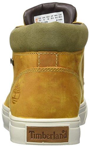 Timberland Botas Chukka Cupsole Hombre para Dorado Adventure 0 Gold Artisan 2 xAHqAwpR7F