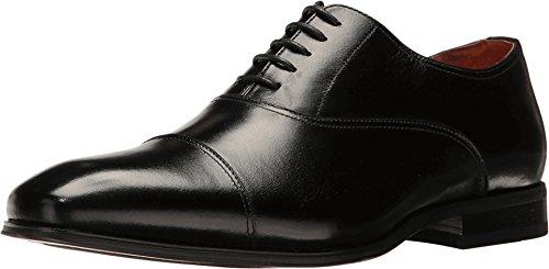Florsheim Men's Corbetta Cap Toe Oxford Black Smooth 14 D US