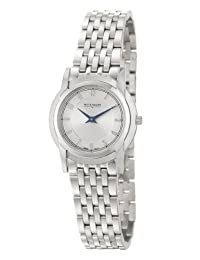 Wittnauer 10L111 Womens Wrist Watches Analog Swiss movement, stainless steel