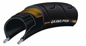 Continental Grand Prix 700 x 23 - Cubierta de ciclismo, color negro