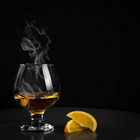 Argon Tableware Brandy/Cognac Snifter Glasses – 390ml (13.7oz) – Pack of 6 Glasses