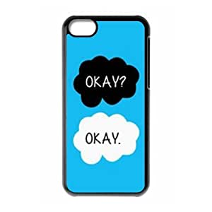 Spring song Okay of mobile phone customization,iphone 5C Okay The Fault in Our Stars theme classic case,Okay mobile phone shell