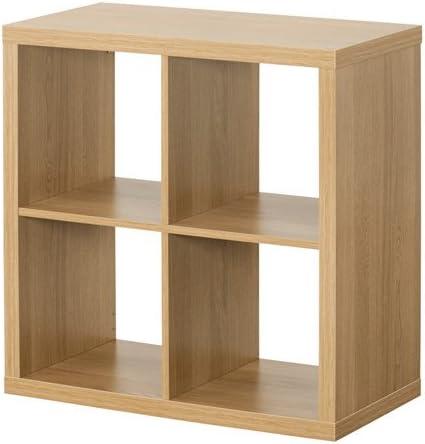 IKEA KALLAX estante – Biblioteca, ideal para cestas o boxes-77 X 77 cm)