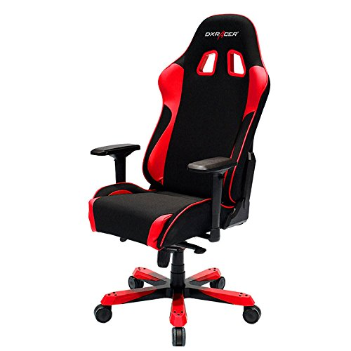 41uXs4TyOzL - DXRacer OH/SJ11 Sentinel Series Racing ERGO Seat Office Chair Gaming Ergonomic with - Free Head and Lumbar Support Pillows