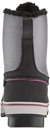 Waterproof Women's Highlanders Purple Polar Grey Skechers Bear Boot Black Snow q1wRZIcI