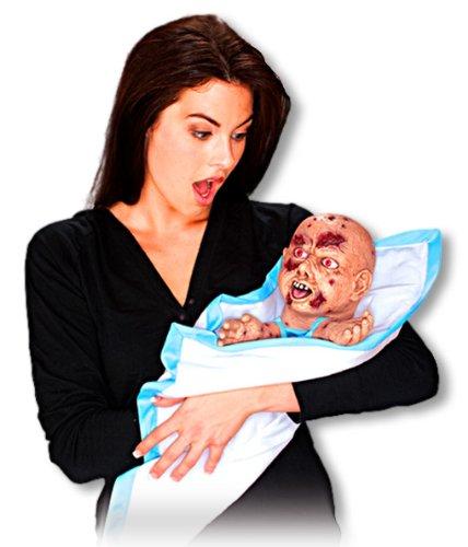 Baby Zombie Handpuppe