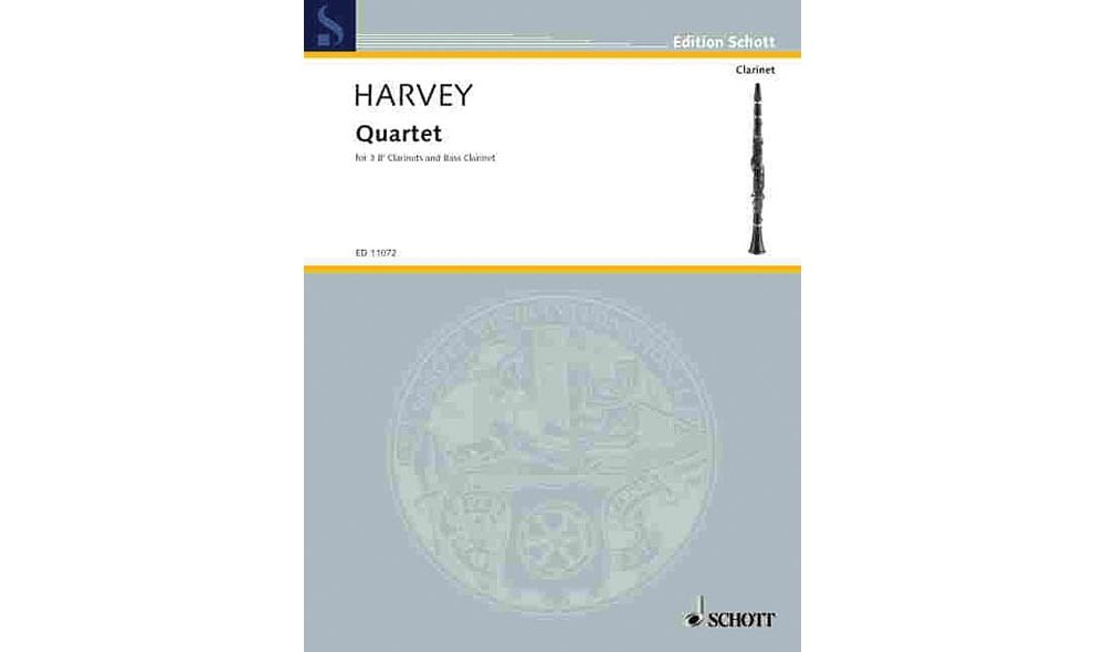 Schott Quartet Schott Series Composed by Paul Harvey pdf
