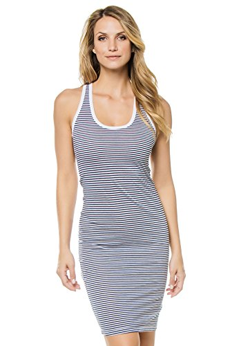 Stateside-Womens-Cottons-Tank-Dress-Swim-Cover-up