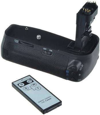 Jupio JBG-C005 - Empuñadura para cámaras Digitales Canon 60D ...