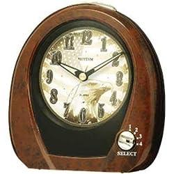 Rhythm USA American Morning Alarm Clock