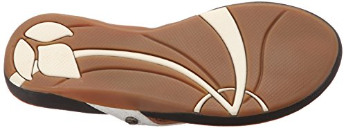 flip Miss Women's Reef Bay flop White J Fv7zwq