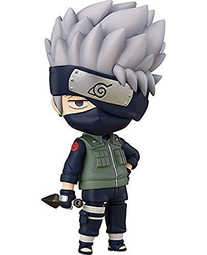 Good Smile Naruto Shippuden Kakashi Hatake Nendoroid Action Figure