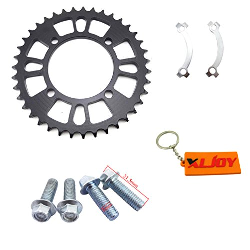 XLJOY 428 39T Rear Sprocket For Pit Dirt Bike 125cc 140cc 150cc CRF50 SSR YCF Piranha IMR