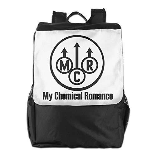 AIJFW Outdoor Travel Bag - My Chemical Romance Logo Unisex Backpack Daypack Bookbags Rucksack School Bookbags Bag