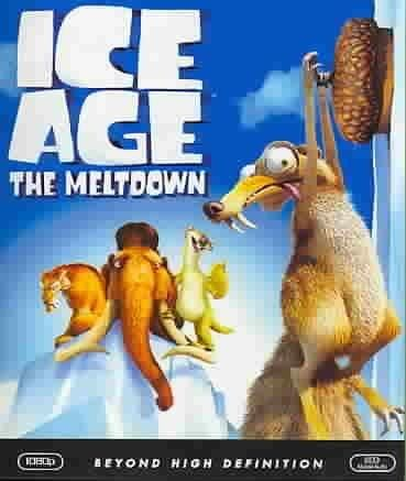 Ice Age: The Meltdown (Widescreen/ Blu-ray)