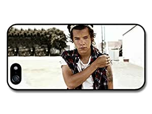 Harry Styles One Direction 1D Posing Case For Sam Sung Galaxy S4 I9500 Cover