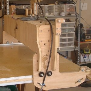 4 Foot X 8 Foot Cnc Complete Router Cutting Machine Kit