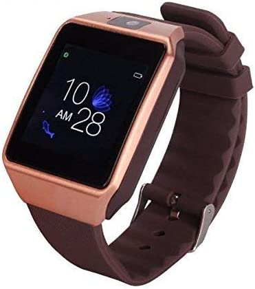 Bluetooth Smart Watch Touchscreen with Camera, TechFaith G12 Unlocked Watch Cell Phone with Sim Card Slot, Smart Wrist Watch, Smartwatch for Android ...