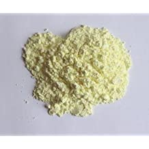Sulfur Powder 99.9% 10 lb bag by Alpha Chemicals