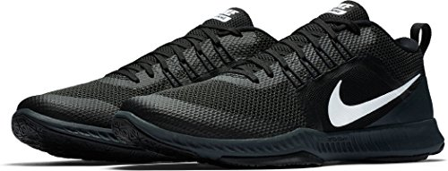 Nike Mens Zoom Domination Cross Training Shoes Black/Anth...