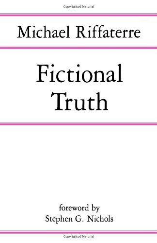 Fictional Truth (Parallax: Re-visions of Culture and Society)