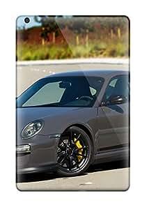 New Style Premium Protective Hard Case For Ipad Mini- Nice Design - Porsche Gt3 Rs 34