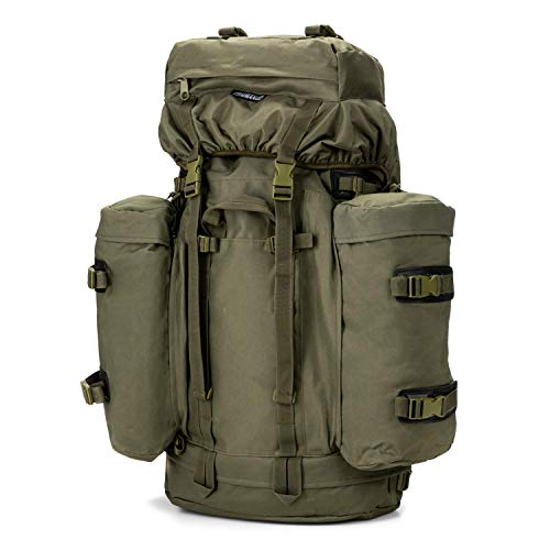 Commando Industries Army Mountain Rucksack Trekking Outdoor 100 Liter