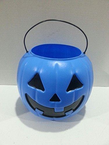 Halloween Pumpkin Lantern Candy Bucket