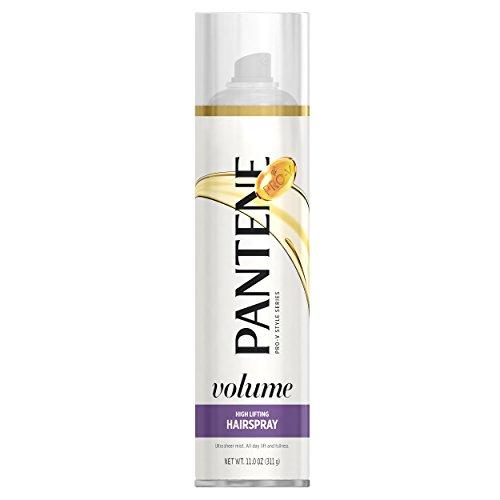 Pantene Sheer Volume High Lifting Hairspray, 11 Ounce
