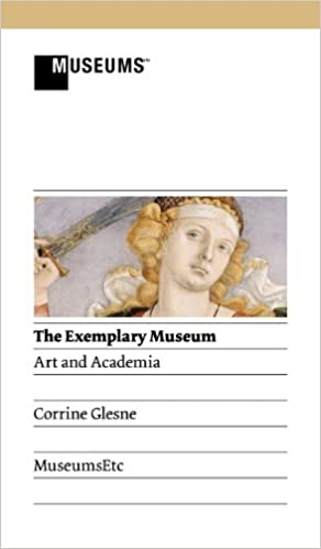 Gratis downloadbare lydbøger til mp3 The Exemplary Museum: Art and Academia PDF PDB CHM
