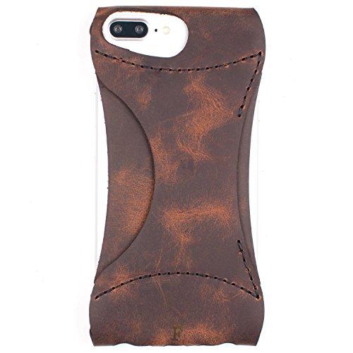 Aeris Accessory (Form Function Form Men's Aeris iPhone Wallet iPhone 6/7/8 Dark Tan Predator)