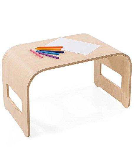 (Magic Cabin Children's Bent Wooden Desk)