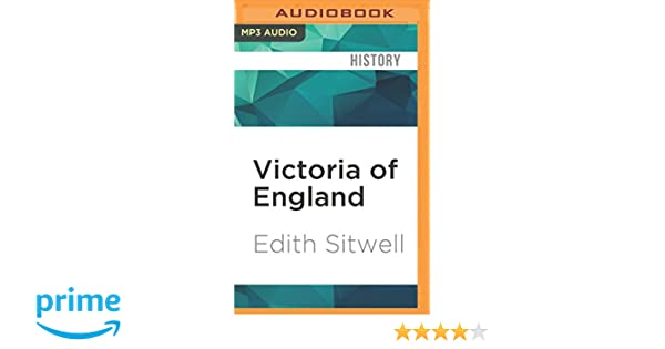 victoria of engl and sitwell edith
