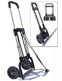 STEBCO Portable Slide-Flat Cart