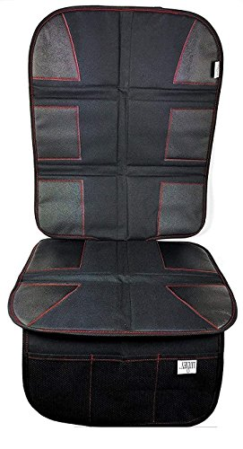 - Luliey Car Seat Protector for Leather Seats CarSeat Cover for Babies, Seat Cover for Under Child Car Seat - Car Seat Pads for Baby Car Seat, Black Seat Protector Under Car Seat,