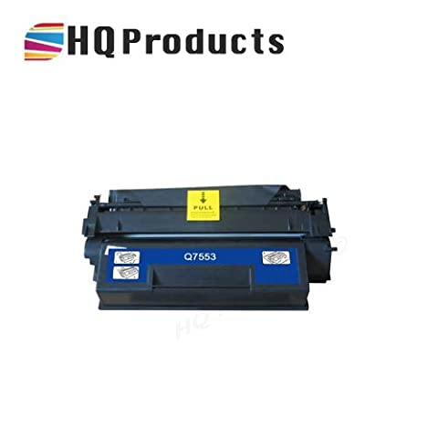 HQ Products © Compatible Replacement for HP Q7553X Black Toner Cartridge for use in HP LaserJet P2014/ P2014N/ P2015/ P2015D/ P2015N/P2015DN/ P2015X, M2727NF/ M2727NFS MFP; Canon LBP3300 Series. Ships from California, - P2015x Laser Printer