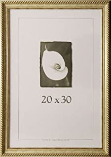 product image for Frame USA Napolean Series 20x30 Accented Composite Wood Frames (Antique Silver)