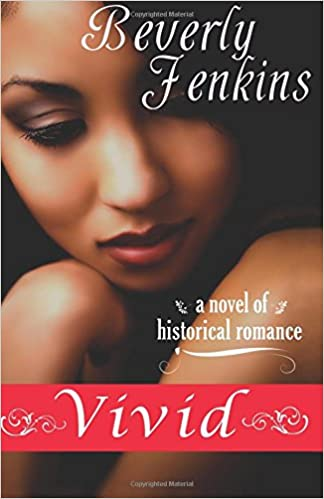 Cover of Vivid by Beverly Jenkins