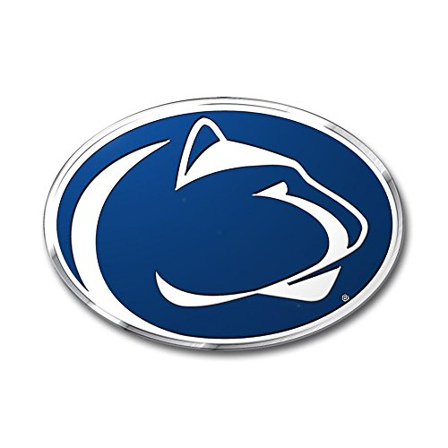 NCAA Penn State Nittany Lions Die Cut Color Automobile - Mall Nittany