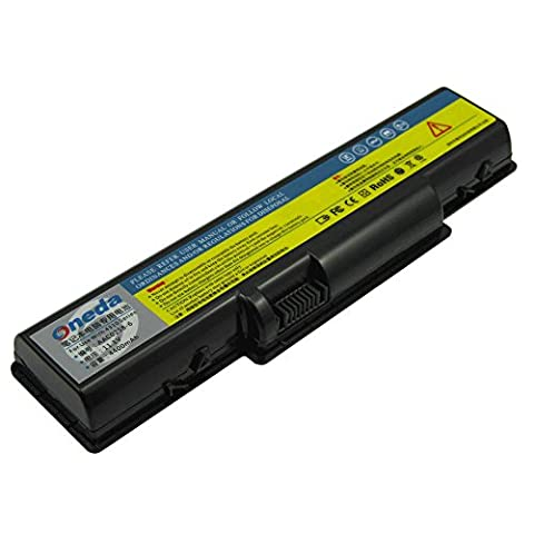 Oneda New High Performance Laptop Notebook Battery for Acer AS07A31 AS07A32 AS07A41 AS07A42 AS07A51 AS07A52 AS07A71 AS07A72 AS07A75 BTP-AS4520G LC.BTP00.012 Replacement batteries (Aspire 4330 Battery)