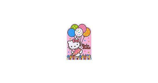 Amazon.com: Adorable Hello Kitty Fiesta de cumpleaños ...