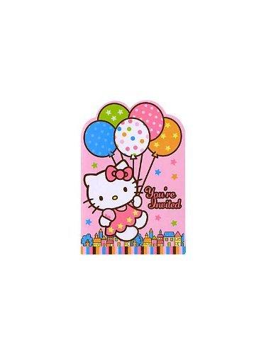 Amazon Com Adorable Hello Kitty Fiesta De Cumpleaños