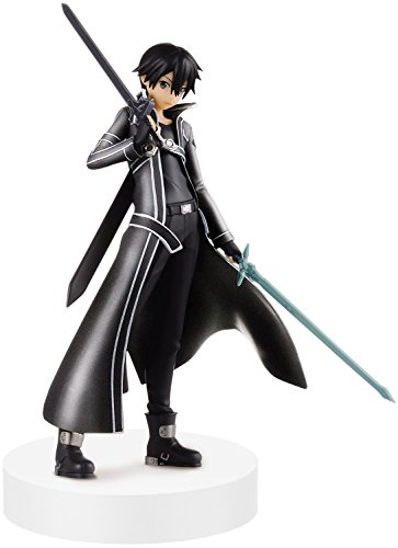 Banpresto-Sword-Art-Online-SQ-Figure-Kirito-Action-Figure